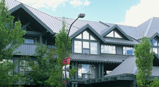 Glacier Lodge - Luxury Condo - Whistler - Building