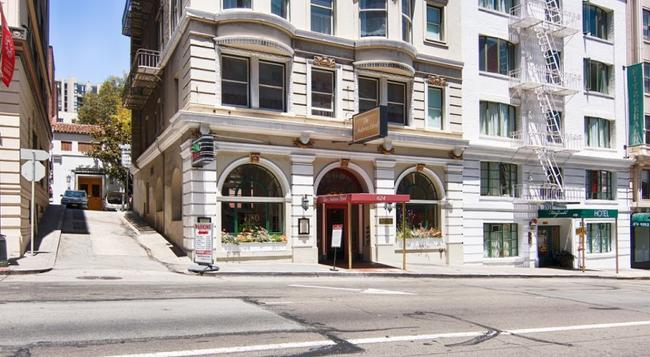 Andrews Hotel - San Francisco - Building