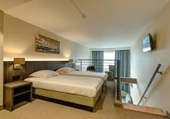 Arass Business Flats - Antwerp - Bedroom