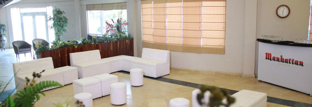 Hotel Mediterraneo - Tampico - Restaurant