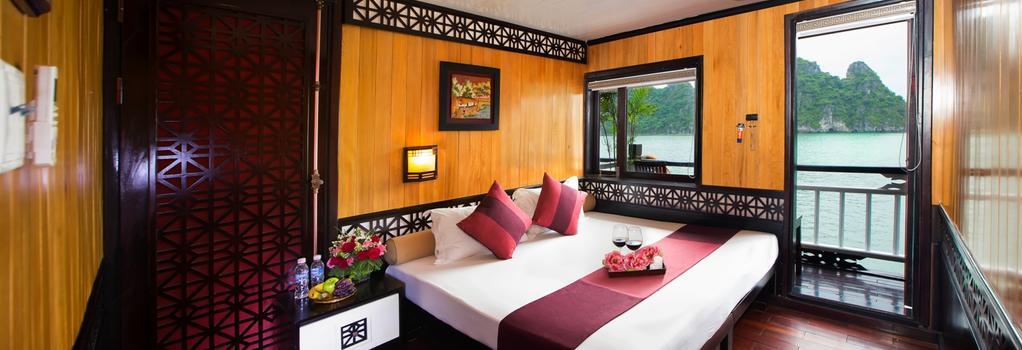 Swan Cruise Halong - Hanoi - Bedroom