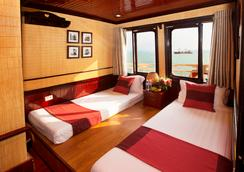 Swan Cruises Halong - Ha Long - Bedroom