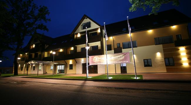 Hotel Segevold - Sigulda - Building