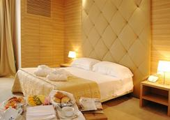 Hotel Area Roma - Rome - Bedroom