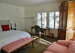 The Upham Hotel & Country House - Santa Barbara - Bedroom