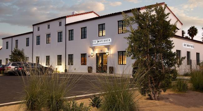 The Wayfarer - Santa Barbara - Building
