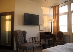Havel Lodge Hotel - Berlin - Bedroom