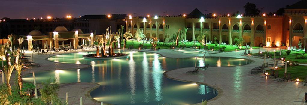Mogador Palace Agdal - Marrakesh - Building