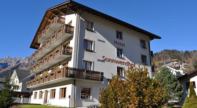 H+ Hotel Sonnwendhof Engelberg - Engelberg - Building