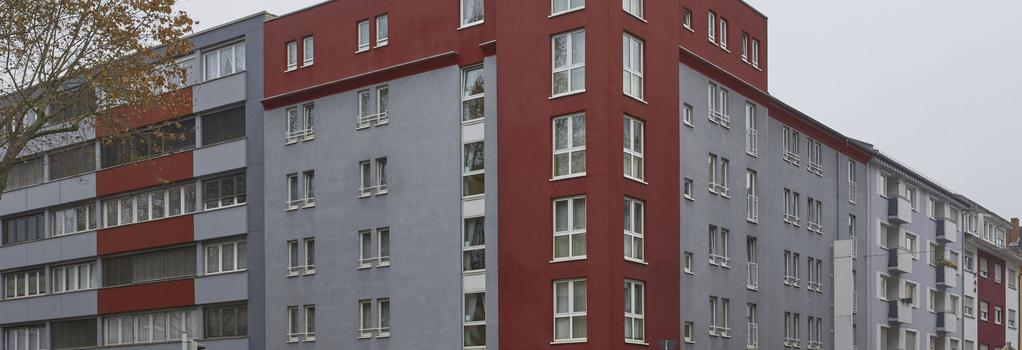 H+ Hotel Mannheim - Mannheim - Building