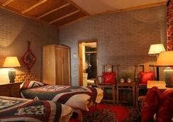 The Silk Road Dunhuang Hotel - Dunhuang - Bedroom