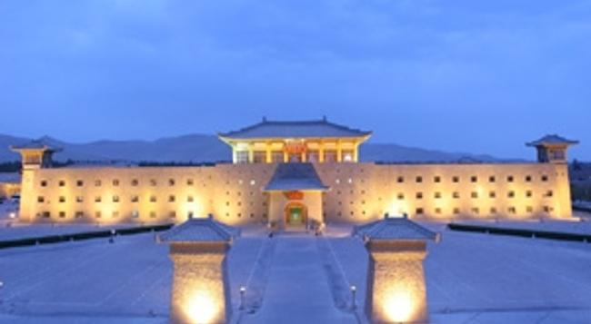 The Silk Road Dunhuang Hotel - Dunhuang - Building