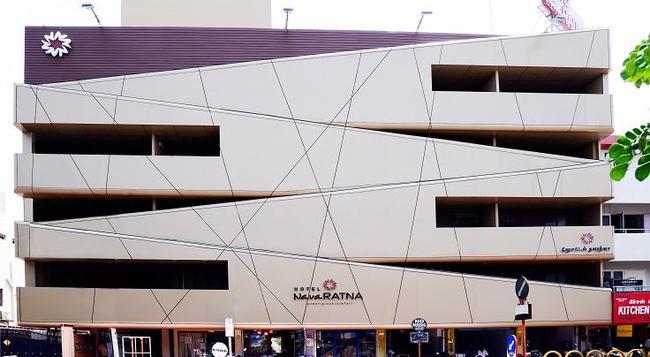 Hotel NavaRATNA - Coimbatore - Outdoor view