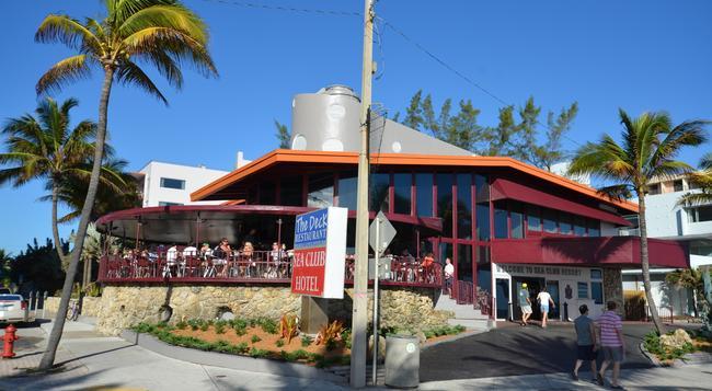Sea Club Resort - Fort Lauderdale - Building