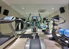 The Atara - Gurgaon - Gym