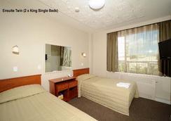 Kiwi International Hotel - Auckland - Bedroom