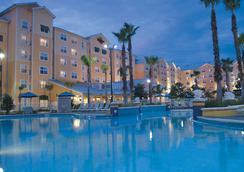Residence Inn by Marriott Orlando at SeaWorld - Orlando - Pool