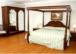 Hari Niwas Palace - Jammu - Bedroom