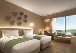 Hotel Jen Puteri Harbour - Gelang Patah - Bedroom
