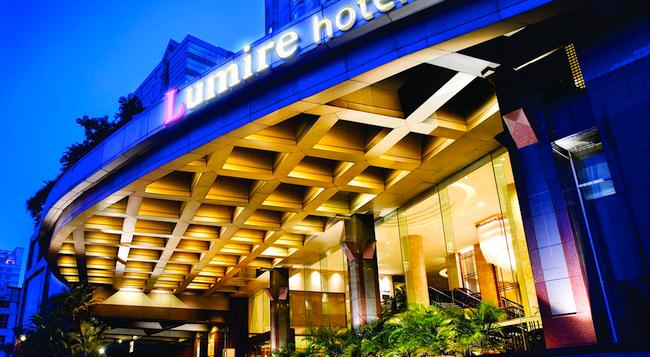 Lumire Hotel and Convention Center - Jakarta - Building
