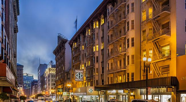 Handlery Union Square Hotel - San Francisco - Building
