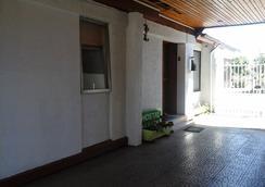 Hostal Alcalá - Temuco - Outdoor view