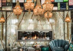 Apollo Hotel Amsterdam - Amsterdam - Lounge