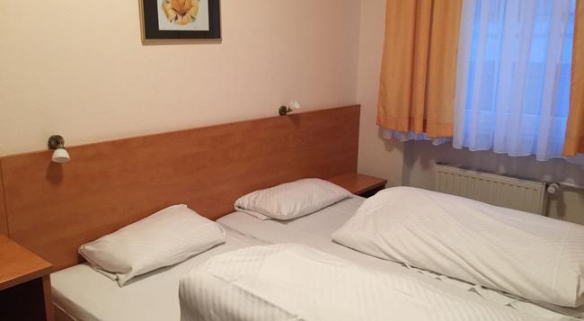Hotel Union - Frankfurt am Main - Bedroom