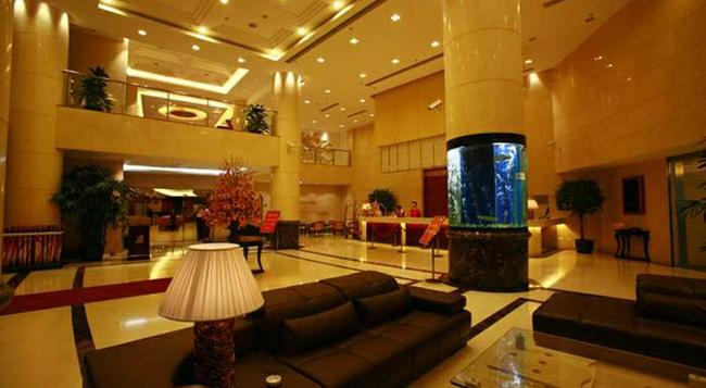 Shanghai Airlines Travel Airport - Shanghai - Lobby
