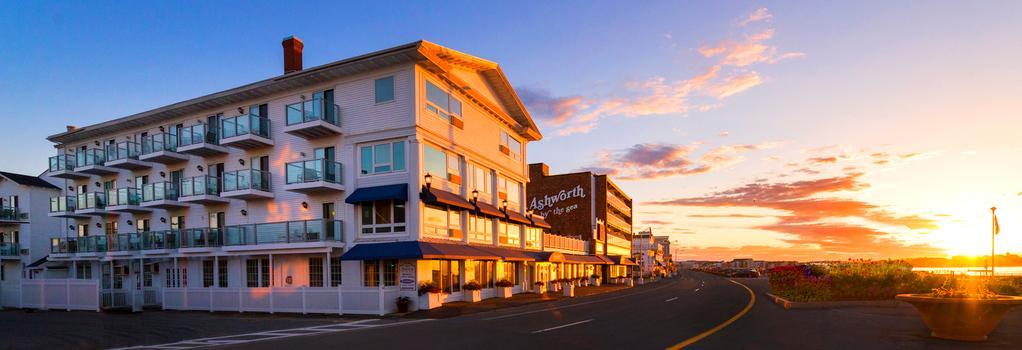 Ashworth by the Sea Hotel - Hampton Beach - Building