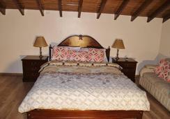 Rincón Familiar Hostel Boutique - Quito - Bedroom