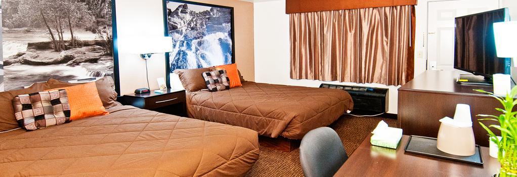 Canyon Inn Flagstaff - Flagstaff - Bedroom