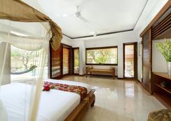 Villa Maharaj - an Elite Haven - Kuta - Bedroom