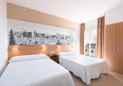 Hostal Atenas - Granada - Bedroom