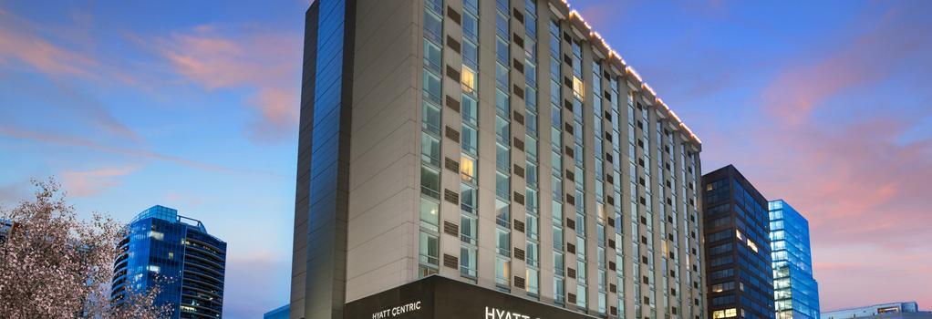 Hyatt Centric Arlington - Arlington - Building