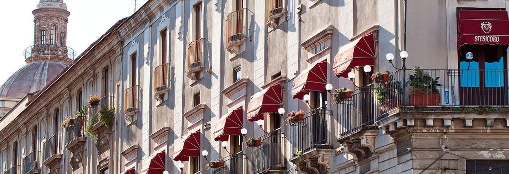 Stesicoro - Catania - Building