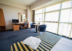 Hotel Class - Bucharest - Bedroom