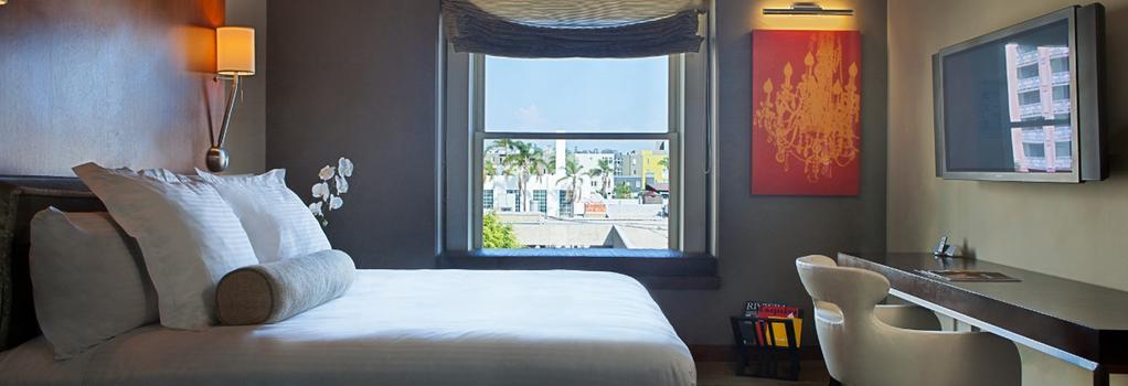 Andaz San Diego - San Diego - Bedroom