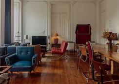 The Independente Hostel & Suites - Lisbon - Lounge