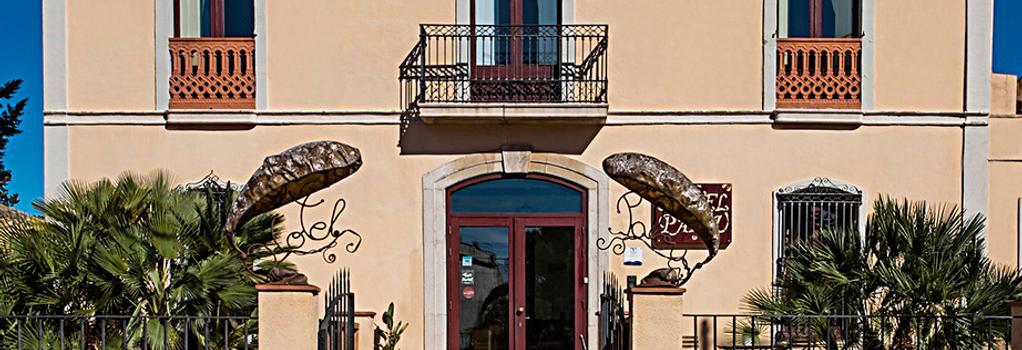 Palou - Sant Pere de Ribes - Building