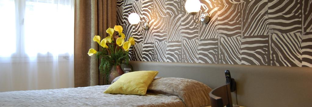 Hotel Du Midi - Saint-Etienne - Bedroom