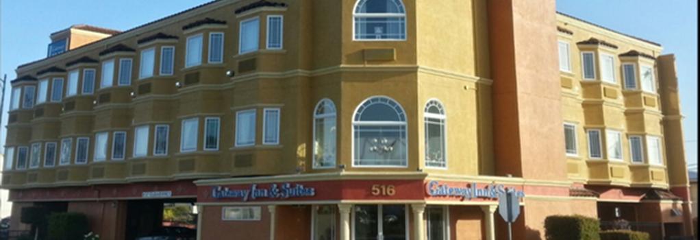 Gateway Inn and Suites Hotel - San Bruno - Building