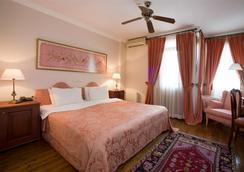 Hotel Sari Konak - Istanbul - Bedroom