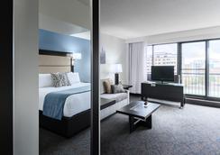 Ottawa Embassy Hotel & Suites - Ottawa - Bedroom