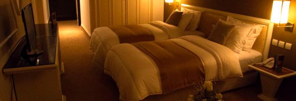 Hotel Nassim - Marrakesh - Bedroom