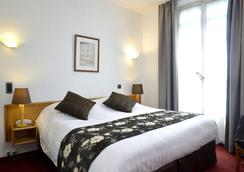 Hotel d'Angleterre Grenoble Hyper-Centre - Grenoble - Bedroom