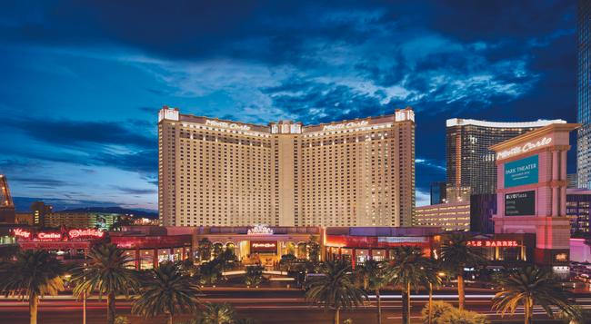 Monte Carlo Resort and Casino - Las Vegas - Building