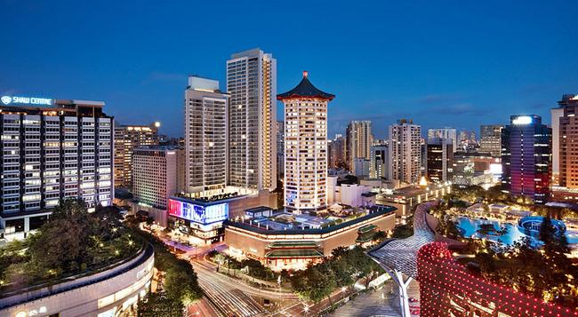Singapore Marriott Tang Plaza Hotel - Singapore - Building