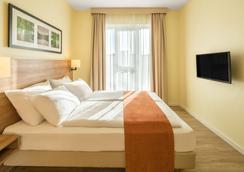 Citadines Arnulfpark Munich - Munich - Bedroom