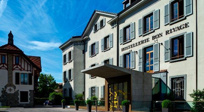 Hostellerie Bon Rivage - Montreux - Building